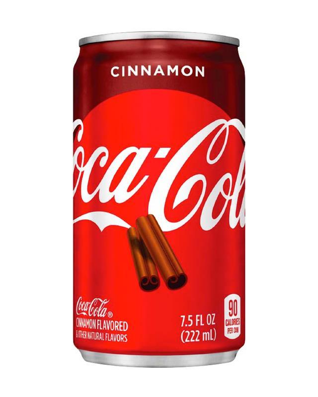 Coca-Cola: Coke-8oz-Cinn-front