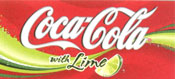 Coca-Cola with Lime