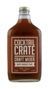 Maple Whiskey Sour (2015)