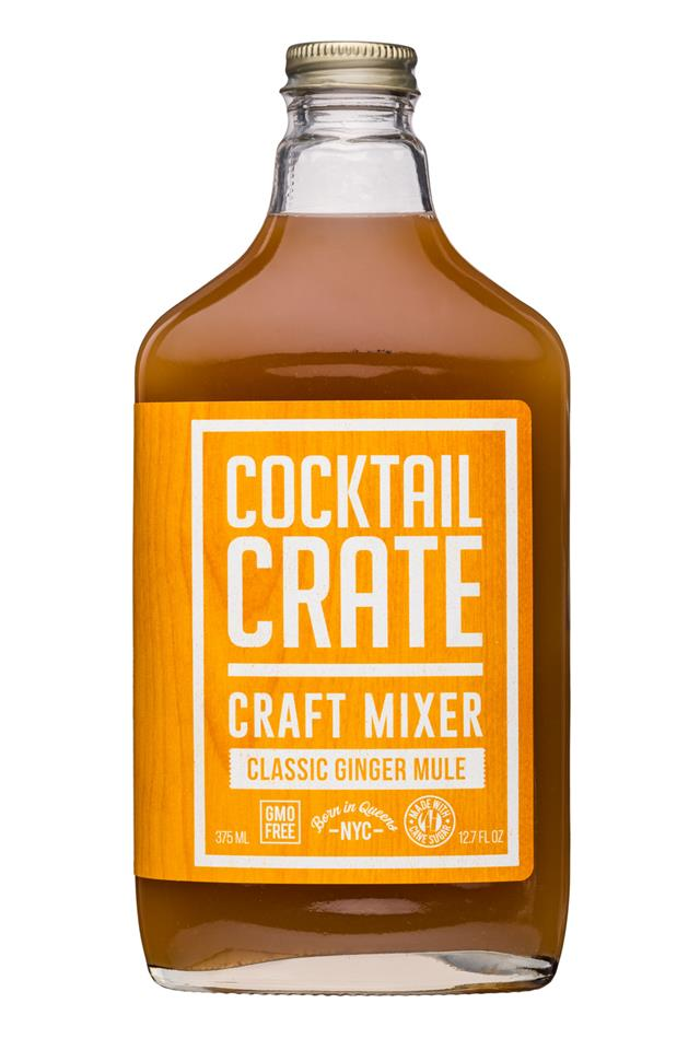 Cocktail Crate: CocktailCrate-13oz-MixerV2-ClassicGingerMule-Front