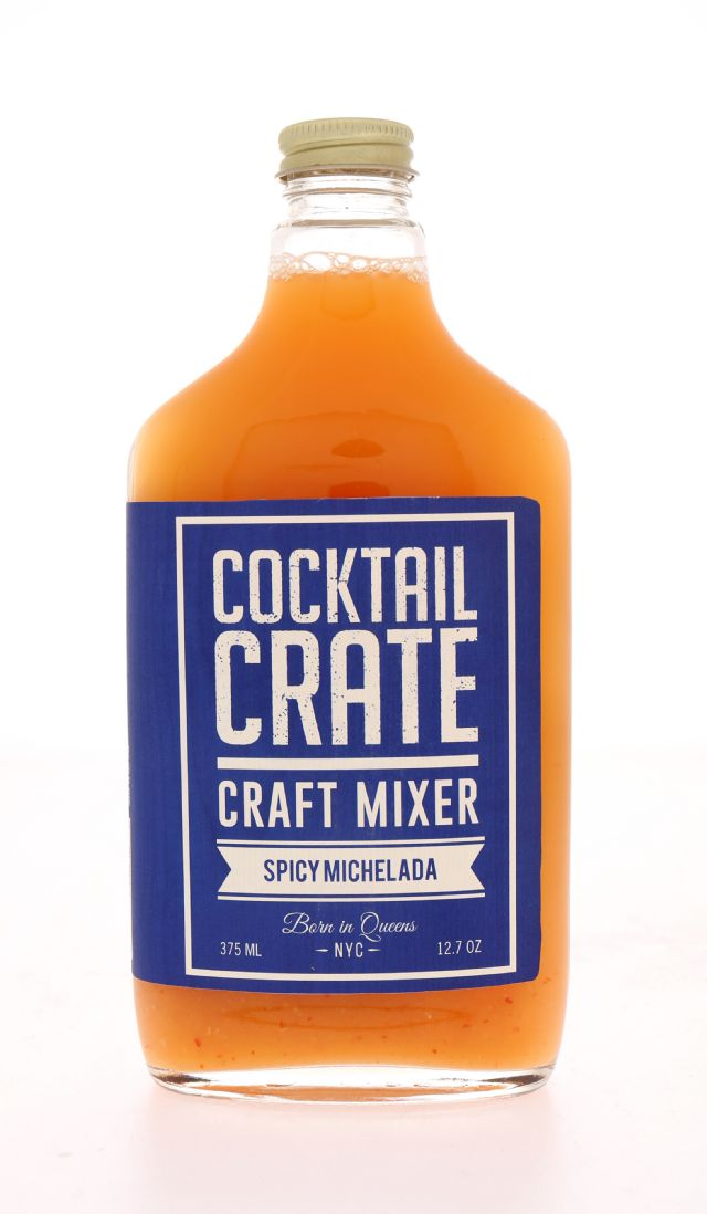 Cocktail Crate: CockTailCrate SpicyMich Front