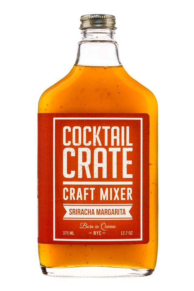 Cocktail Crate: CocktailCrate-12oz-CraftMixer-SrirachaMargarita-Front