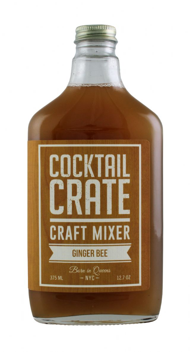 Cocktail Crate: CocktailCrate GingerBee Front