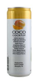 COCO Cocktail: CocoCocktail Mango Facts