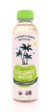 Coco Community Coconut Water