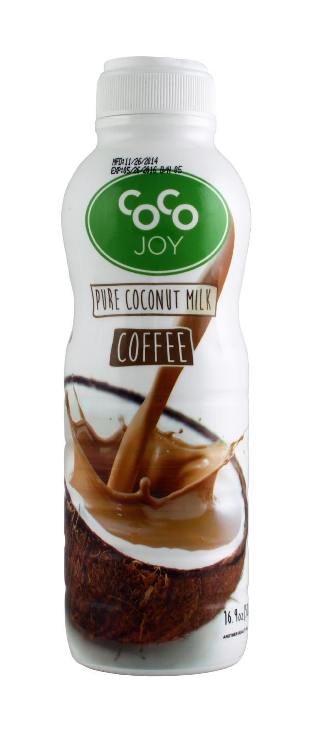 Coco Joy: CocoJoy Coffee Front