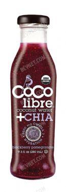 Coco Libre Coconut Water + Chia: