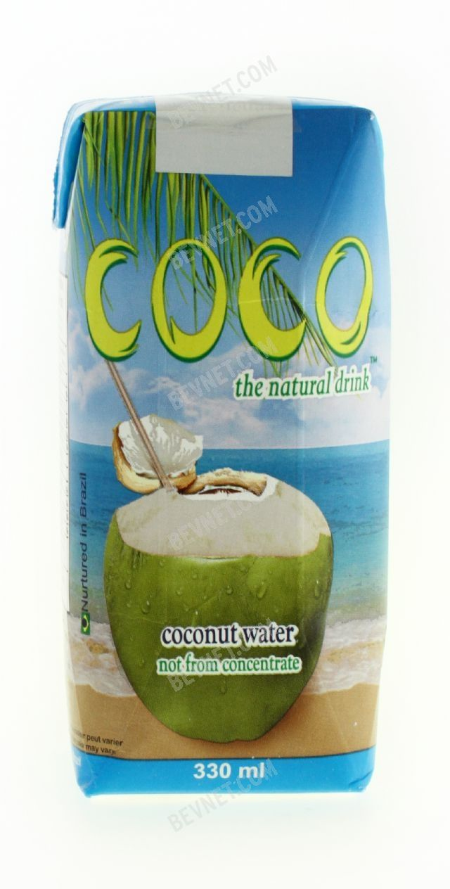 COCO The Natural Drink: