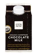 Cocoa Metro: CocoaMetro-OGEuro-ChocMilk-14oz-Front