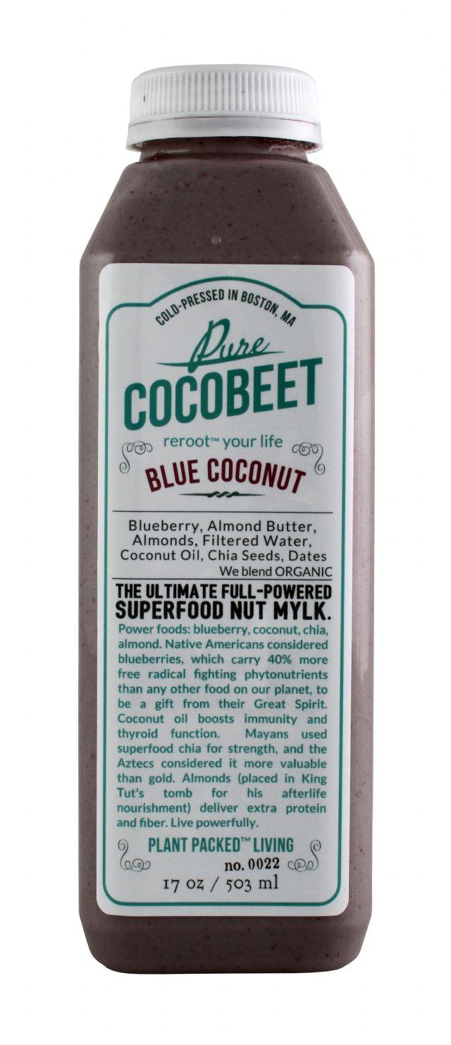 Cocobeet: CocoBeet BlueCoco Front