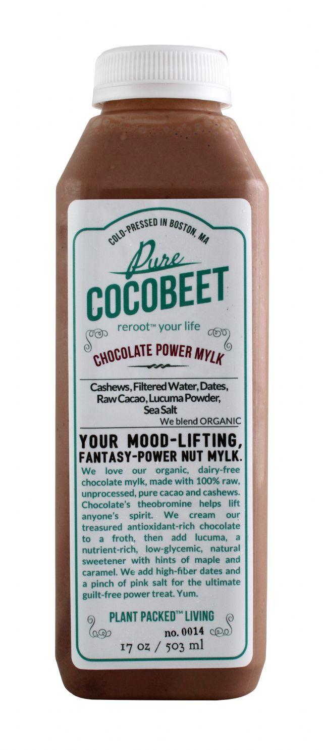 Cocobeet: CocoBeet ChocoPower Front
