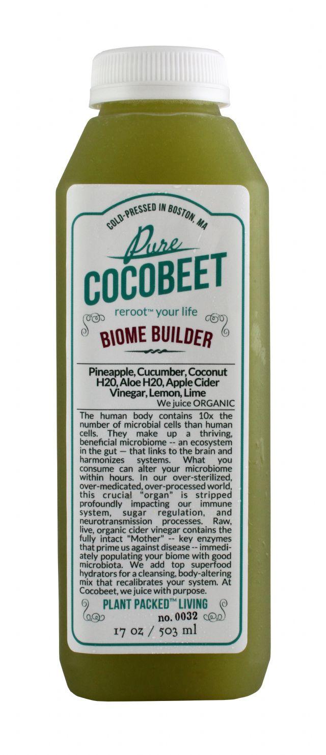 Cocobeet: CocoBeet BiomeBuild Front