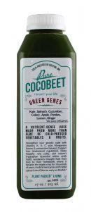 Cocobeet: CocoBeet GreenGenes Front
