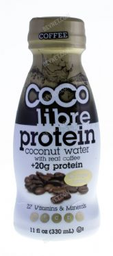 Coffee Protein Coconut Water