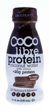 Chocolate Protein Coconut Water