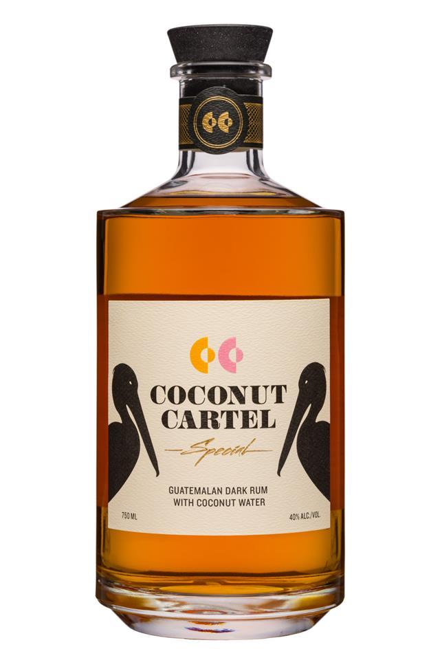 Coconut Cartel: CoconutCartel-750ml-Special