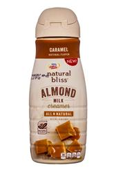 Almond Milk - Caramel