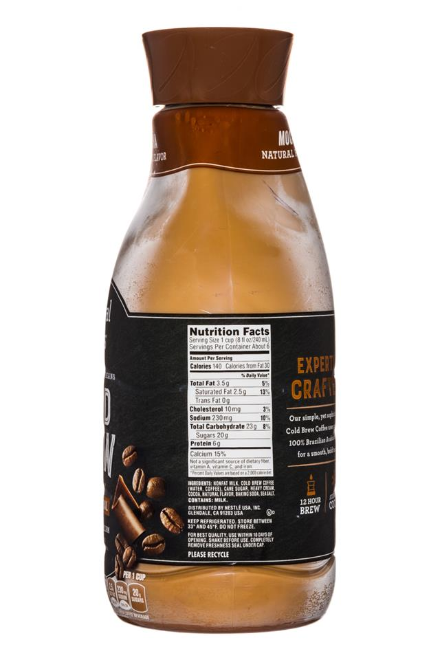 Coffee-mate Natural Bliss: Nestle-CoffeeMate-26oz-ColdBrew-Mocha-Facts