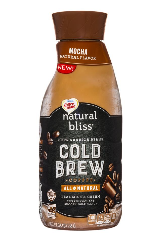 Cold Brew Mocha Coffee Mate Natural Bliss Bevnet Com