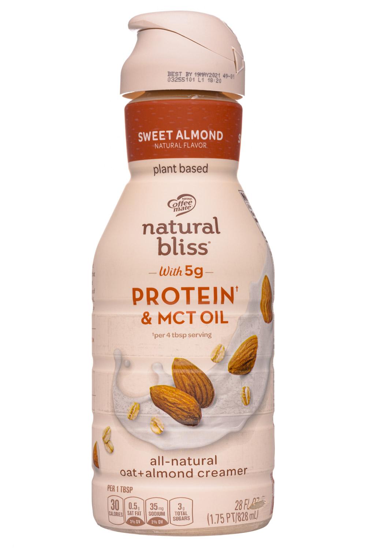 Protein & MCT Oil - Sweet Almond