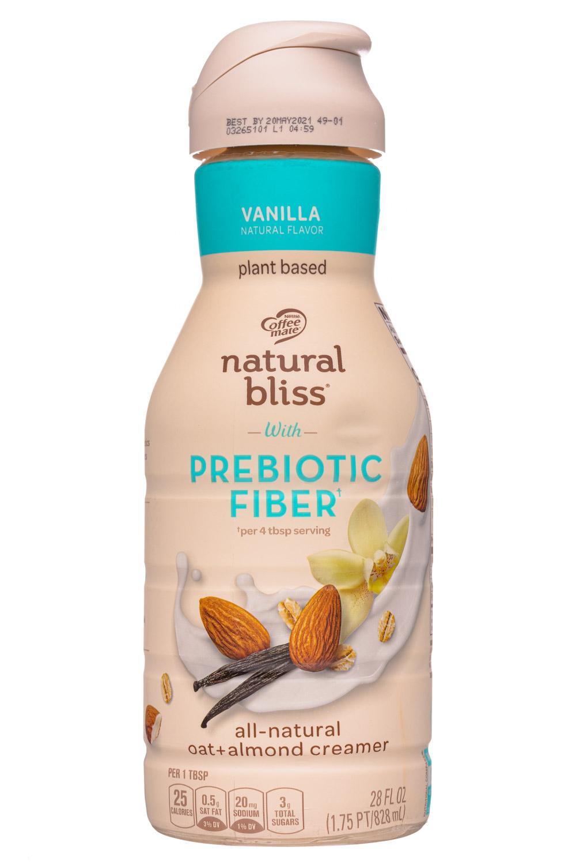 Prebiotic Fiber - Vanilla