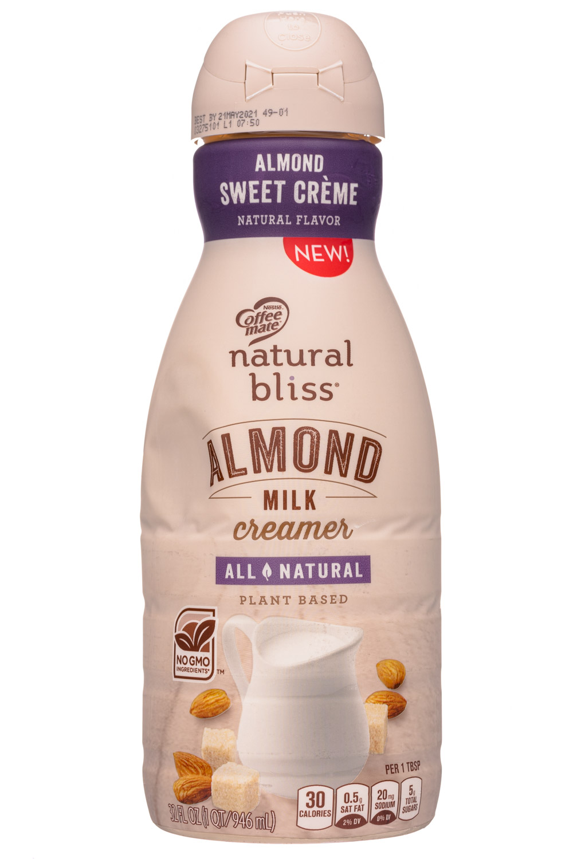 Almond Milk Creamer - Almond Sweet Creme