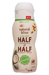 Natural Bliss - Half & Half - Almond Coconut