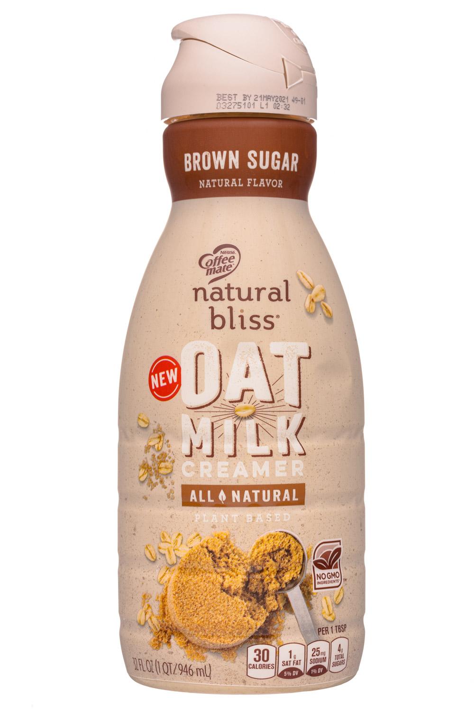 Oat Milk Creamer - Brown Sugar