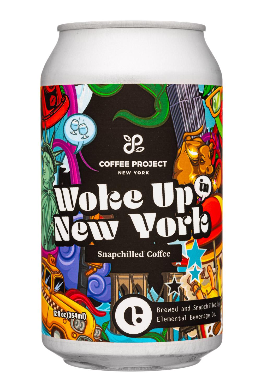 Woke Up New York