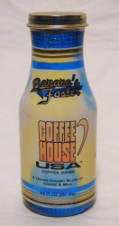 Banana's Foster Flavored Iced Coffee