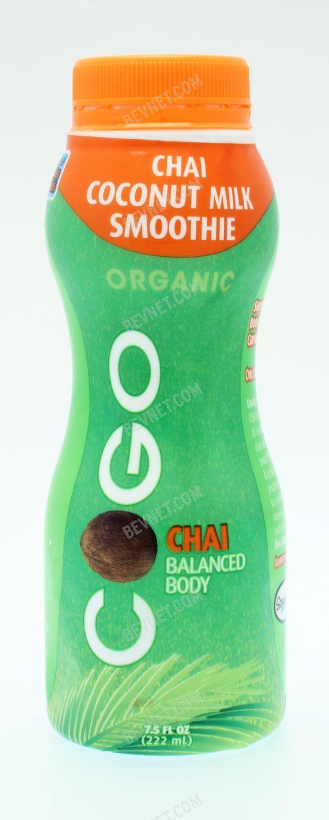 Cogo Coconut Milk Smoothies: