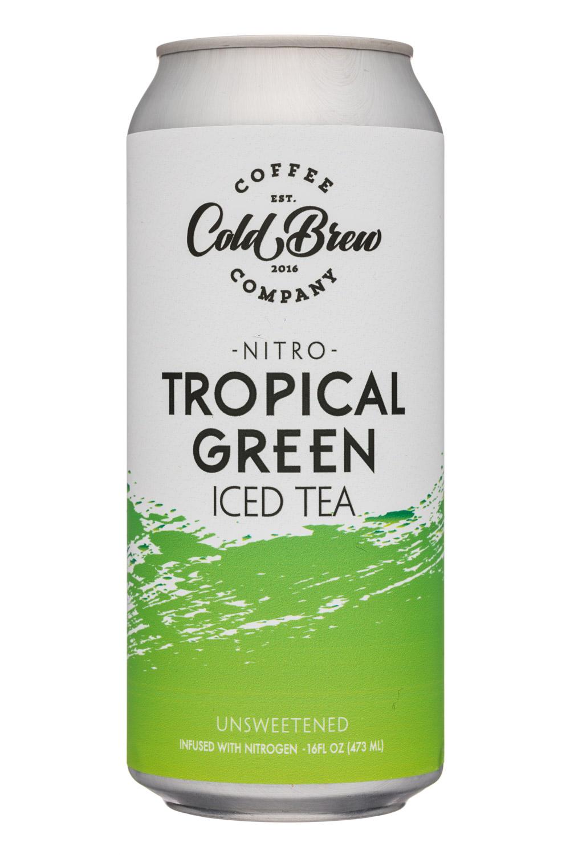 Nitro: Tropical Green Iced Tea