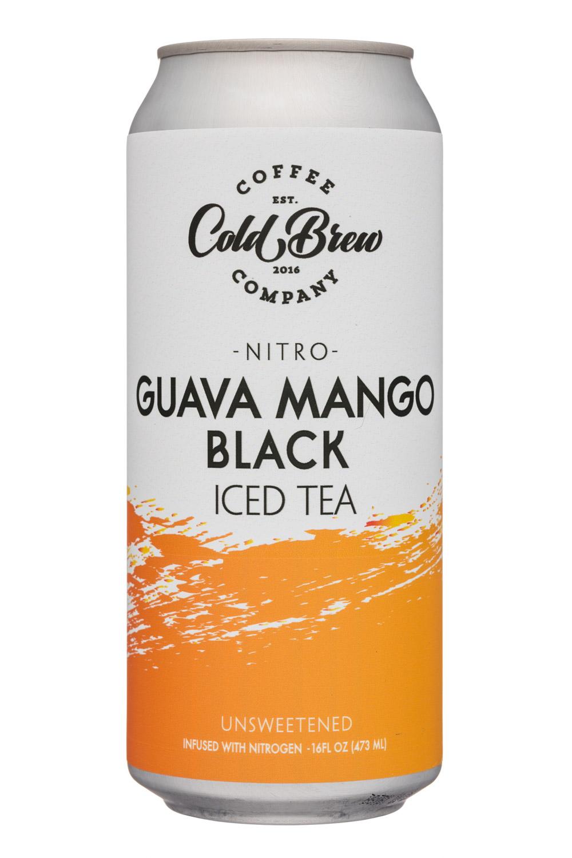 Nitro: Guava Mango Black Iced Tea