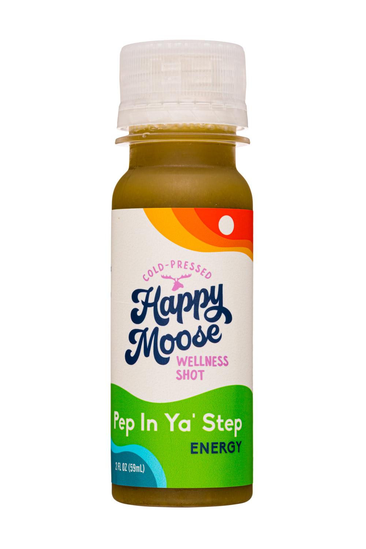 Pep in Ya' Step (Energy)
