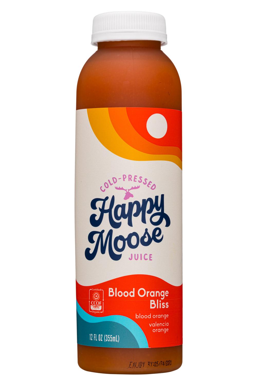 Blood Orange Bliss (blood range, valencia organce)