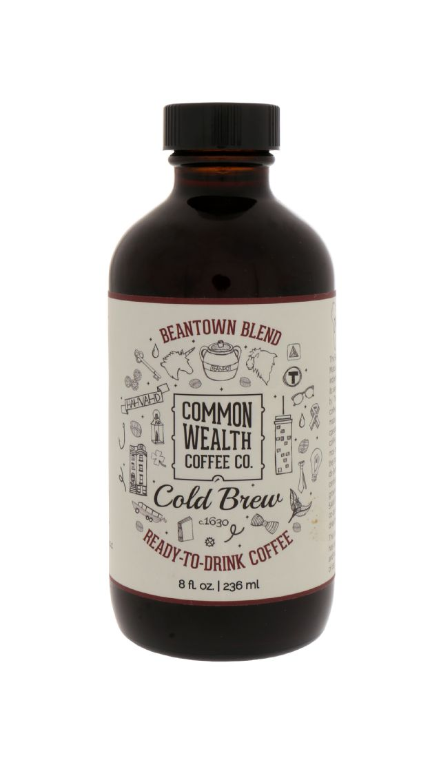 Commonwealth Cold Brew: CommonWealth Beantown Front