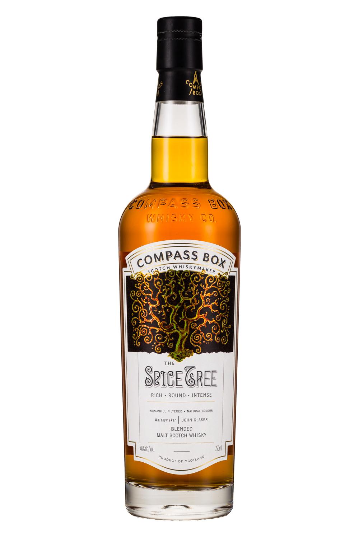 Compass Box: CompassBox-SpiceTree-Scotch