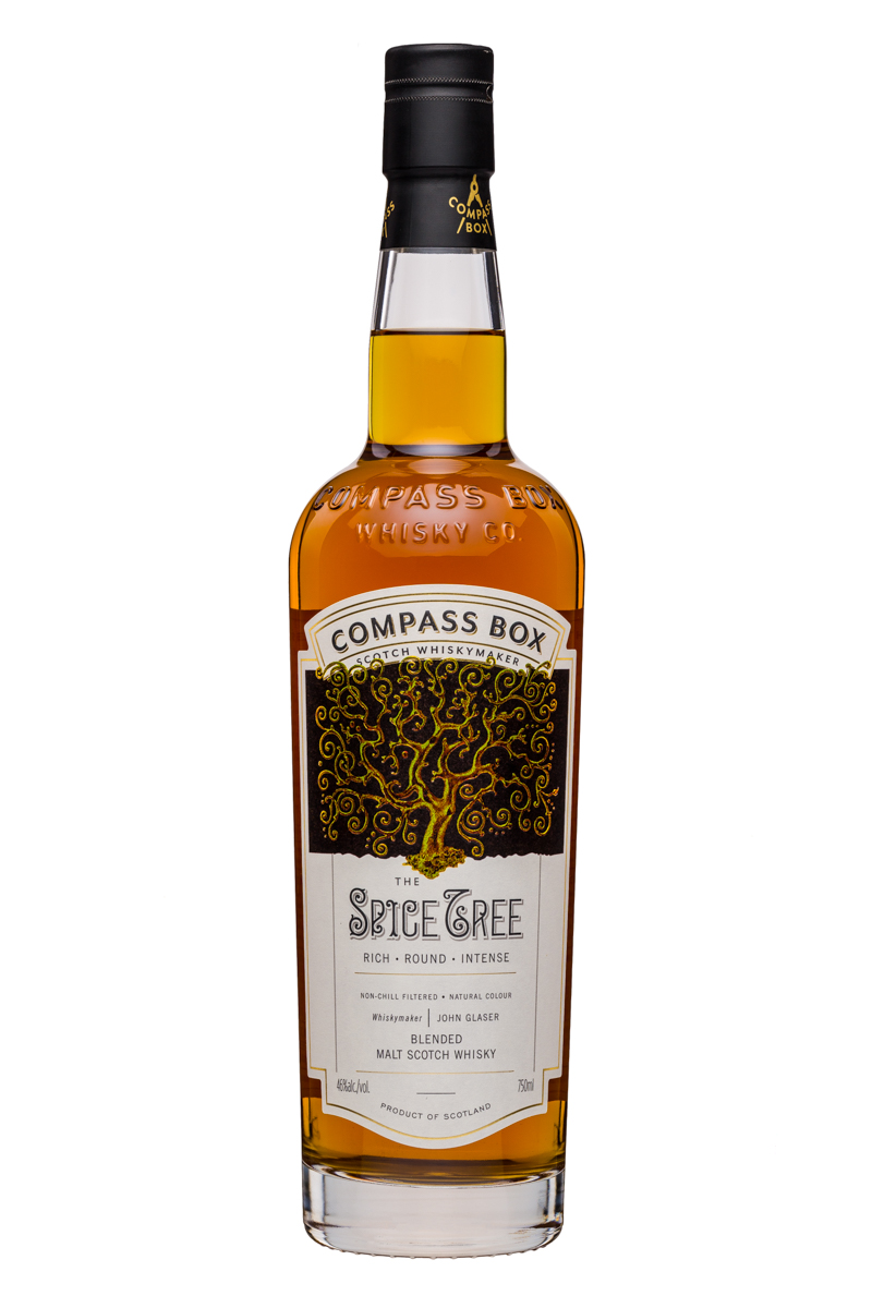Compass Box: CompassBox-750ml-SpiceTree-Whiskey