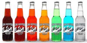 Cool Mountain Gourmet Sodas