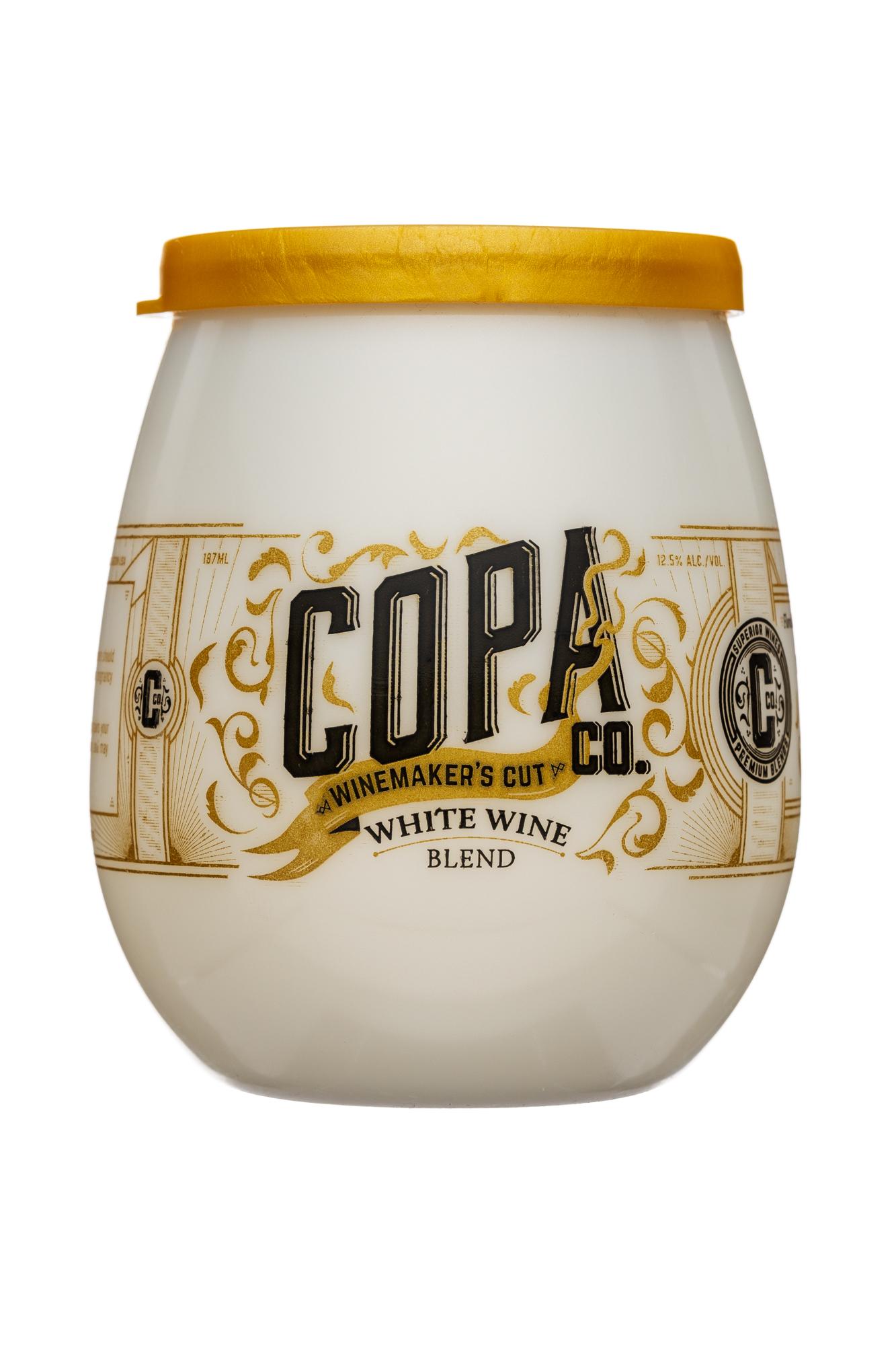 Copa Di Vino: Copa-WinemakersCut-WhiteWineBlend