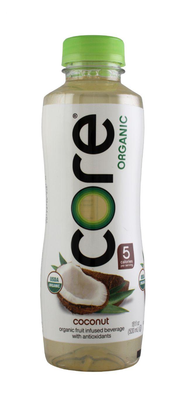Core Organic: Core Coconut Front