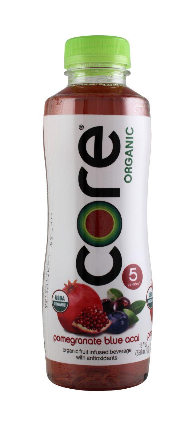 Core Organic: Core PomBlue Front