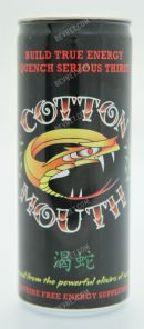 Cottonmouth:
