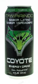 Coyote Energy Drink: