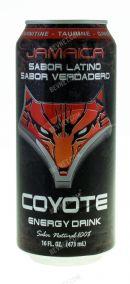 Coyote Energy Drink: