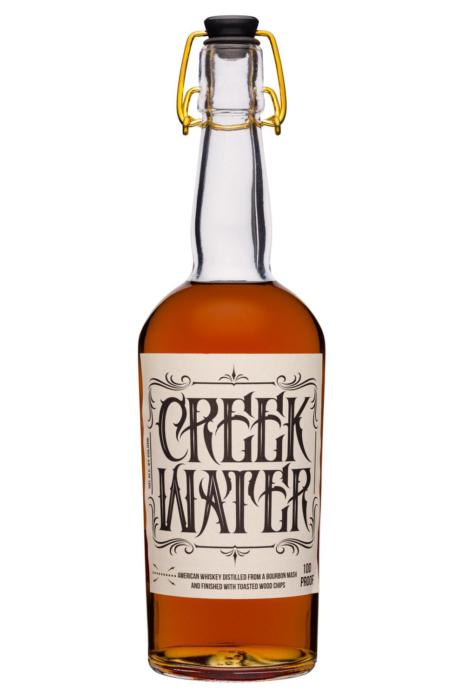 Creek Water American Whiskey
