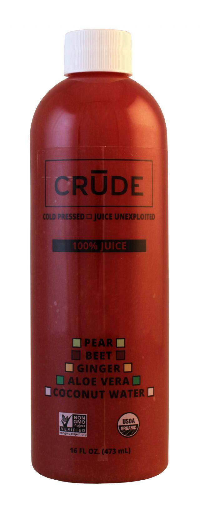 Crude: Crude Pear Front