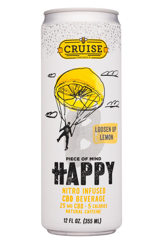 B Happy- Loosen Up Lemon