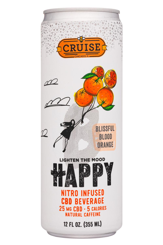 B Happy - Blissful Blood Orange
