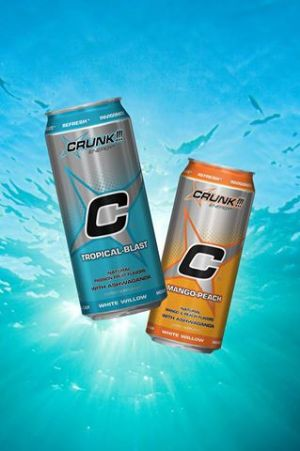 Crunk Energy Stix